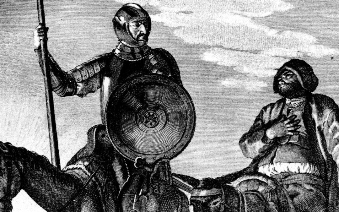 Immortal Books | Don Quixote by Cervantes