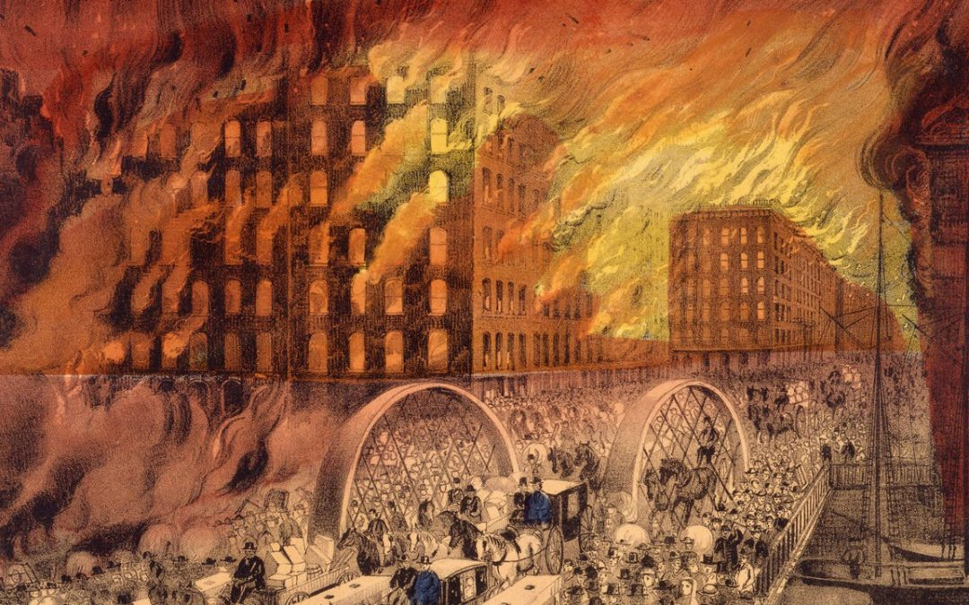 Vocabulary Builder | The Great Chicago Fire