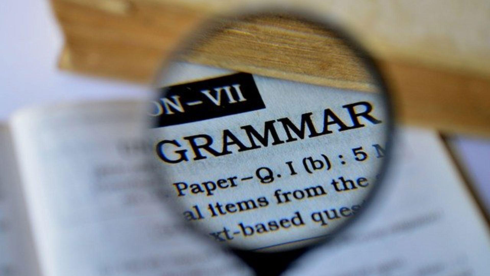 Episode-306 Grammar Should