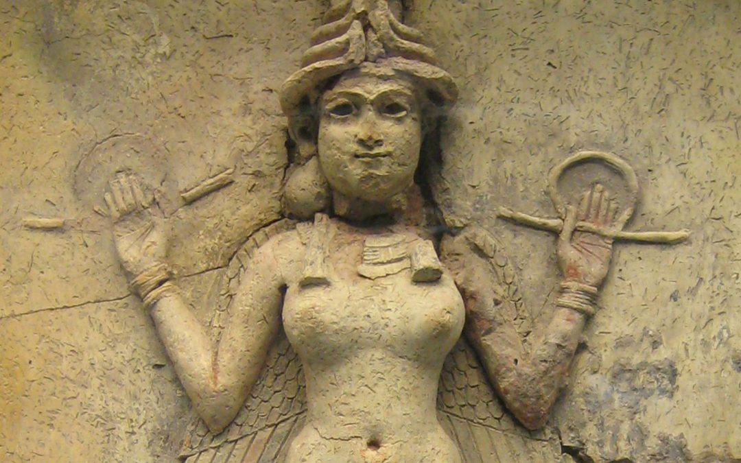 Myths and Legends | Ishtar