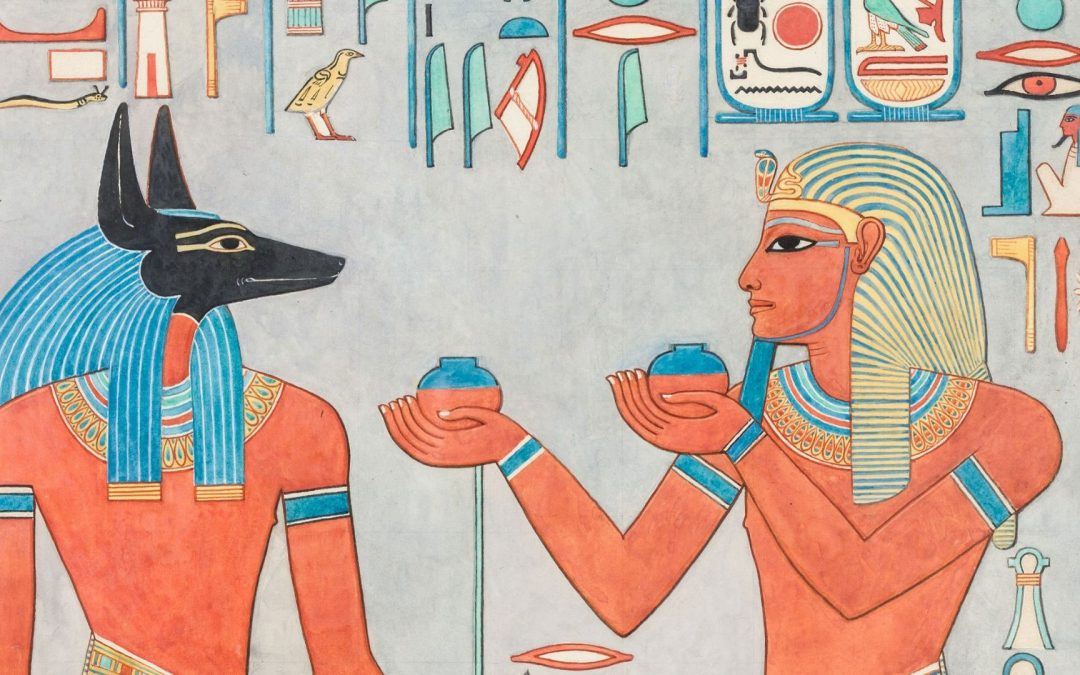 Myths and Legends | Anubis