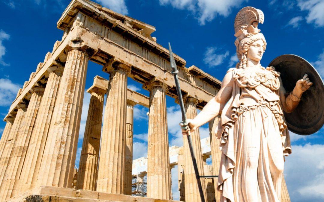Myths and Legends | Athena