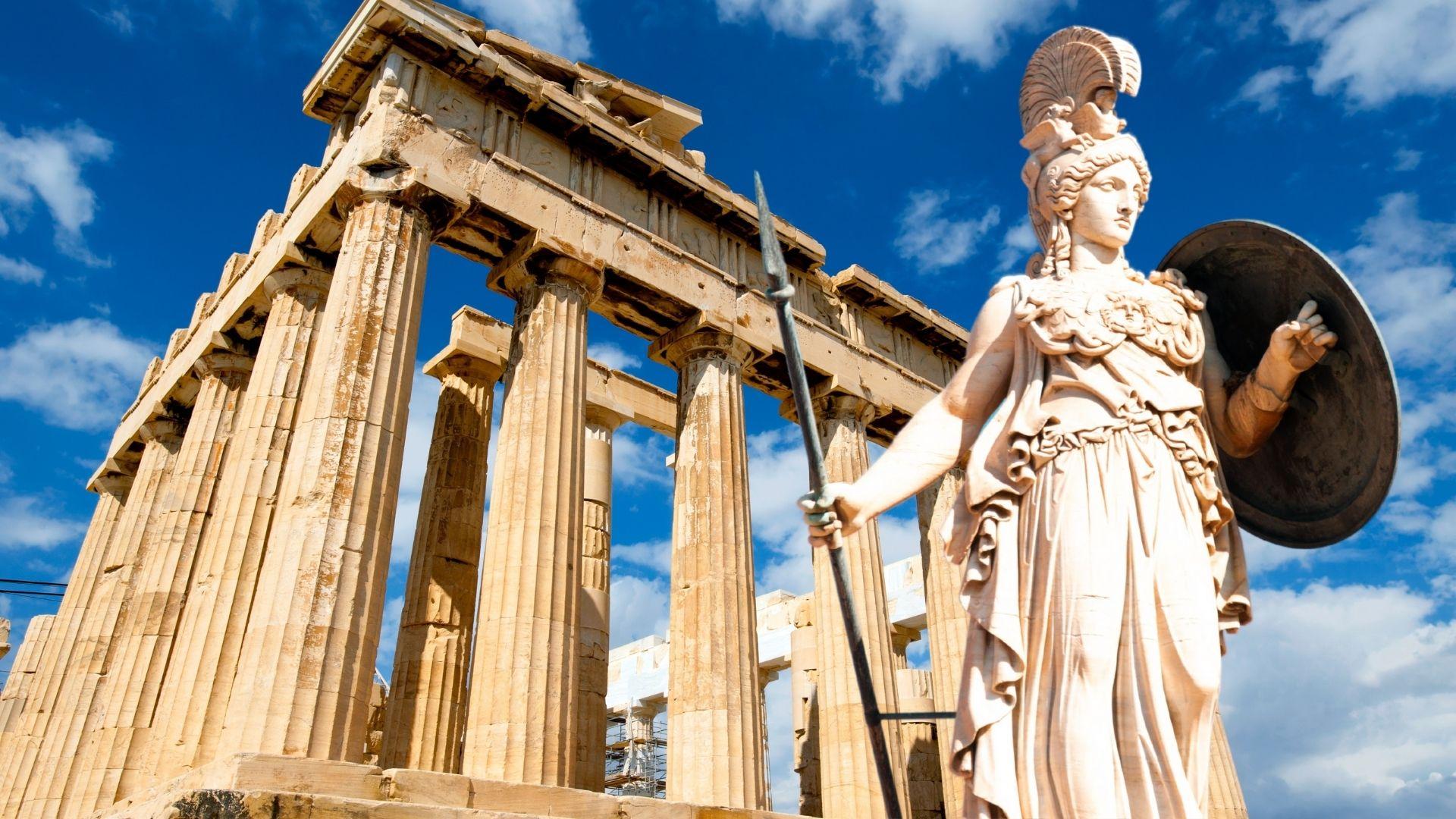 Episode 331 Myths and Legends Athena