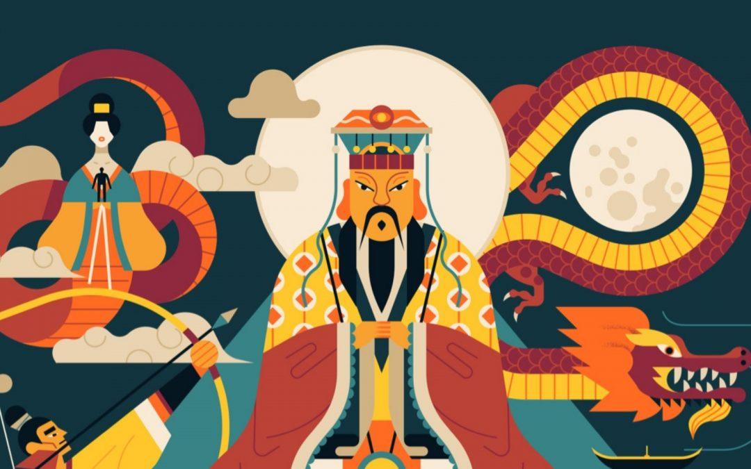 Myths and Legends | Chinese Mythology