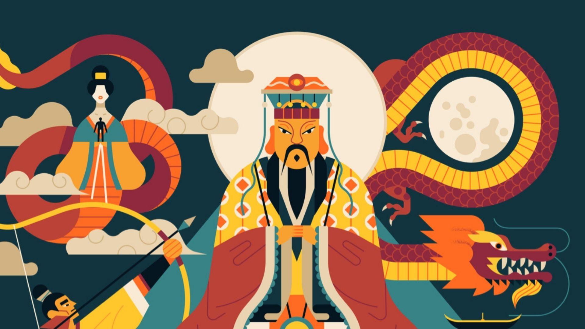 Episode 347 Myths and Legends Chinese Mythology