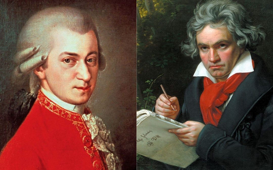 Do You Know | Mozart and Beethoven