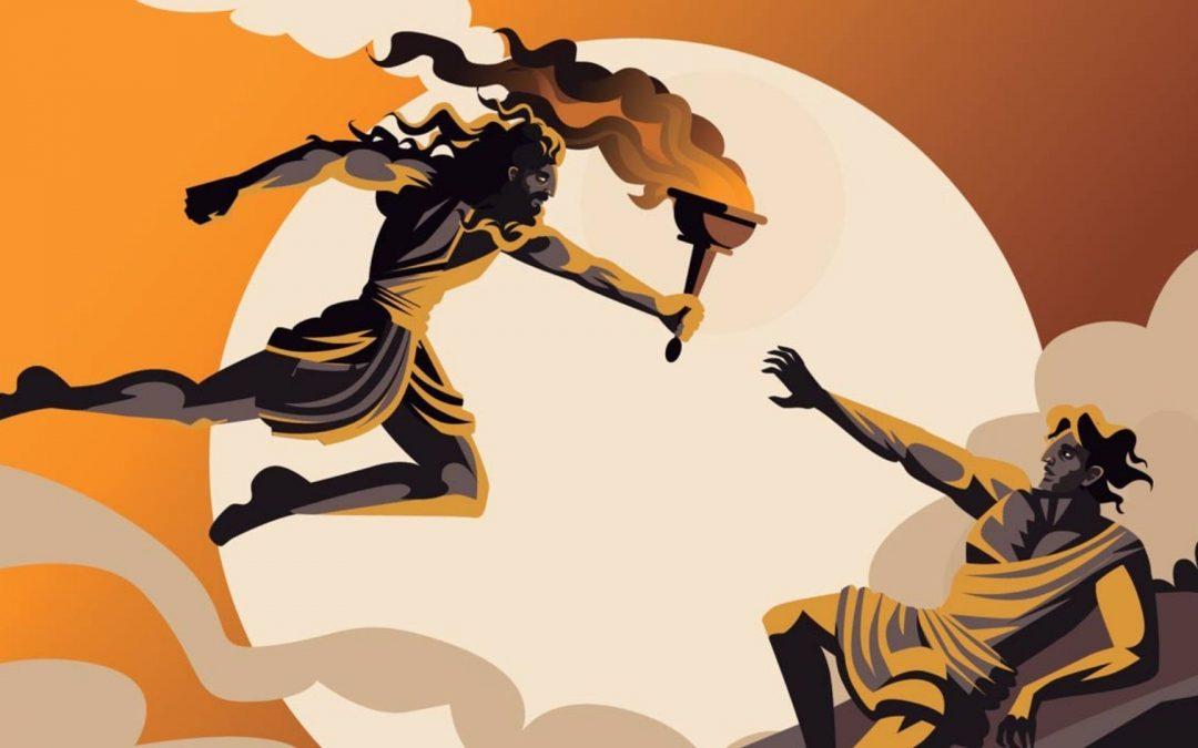 Word Power | Prometheus and Epimetheus