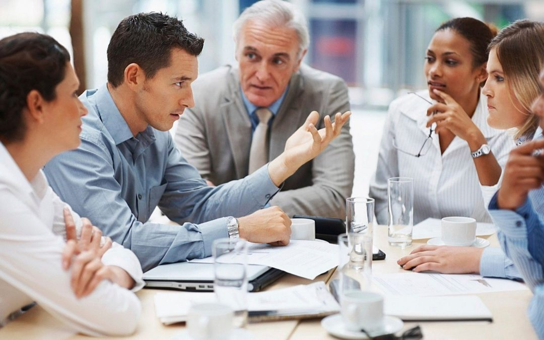 Business English | Types of Meeting