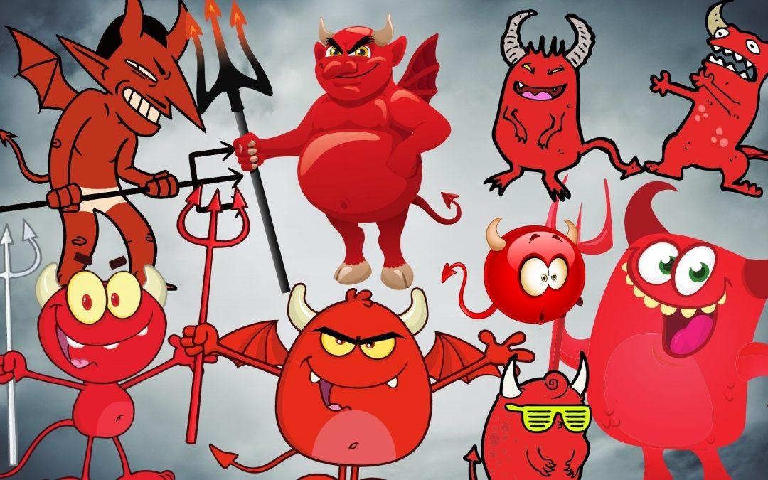 Myths and Legends | Devils and Demons