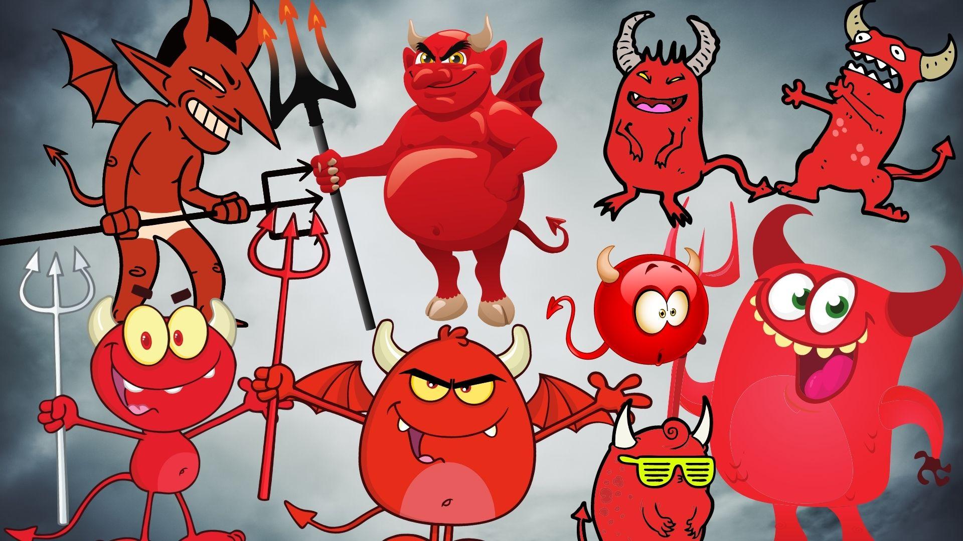 Episode 371 Myths and Legends Devils and Demons