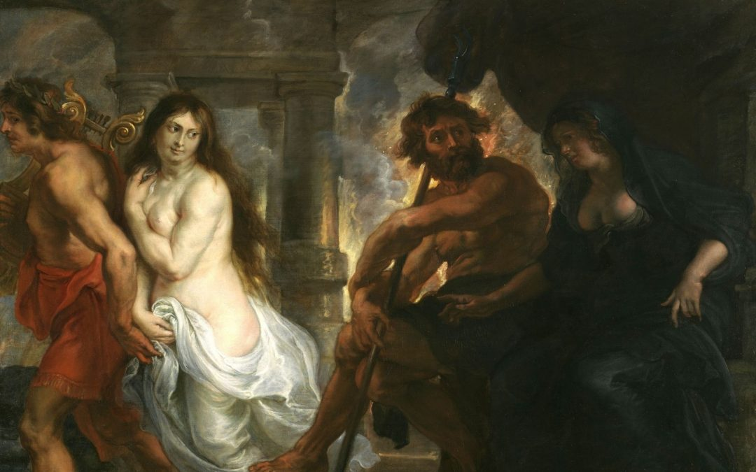 Myths and Legends | Orpheus and Eurydice