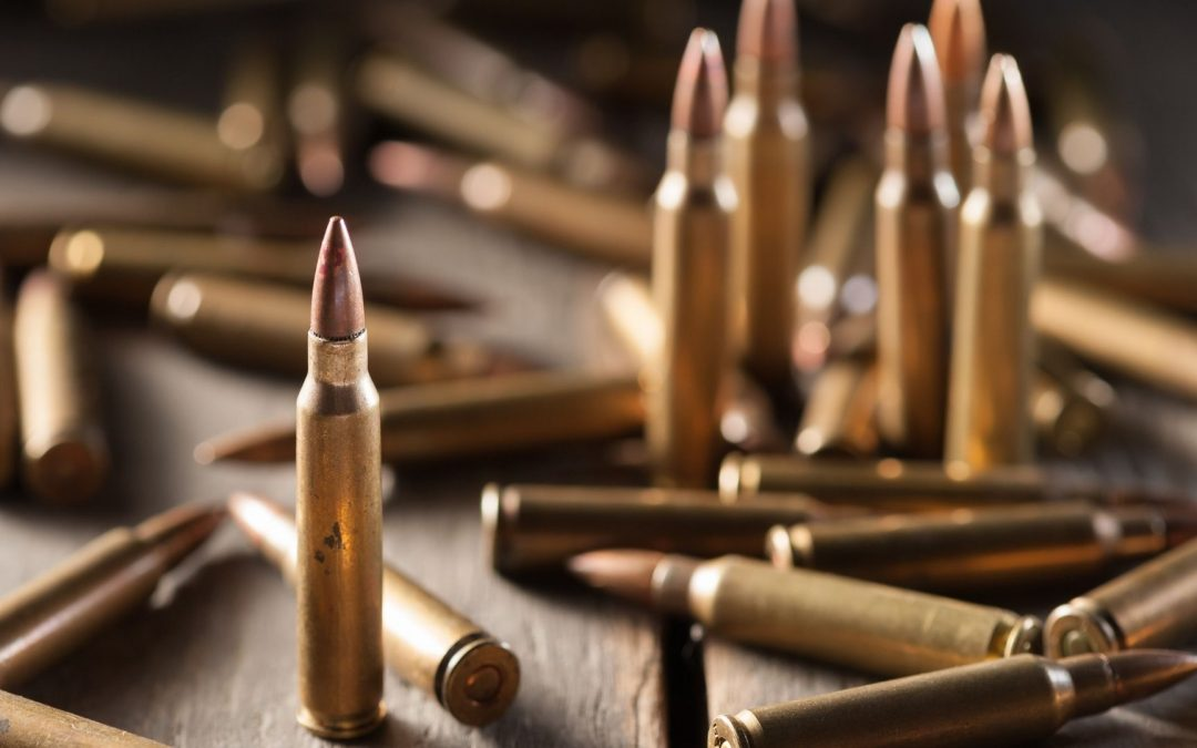 Poetry | A Bullet's Life