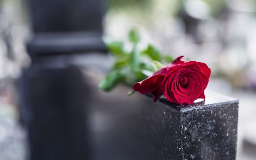 Poetry - A Man Just Died