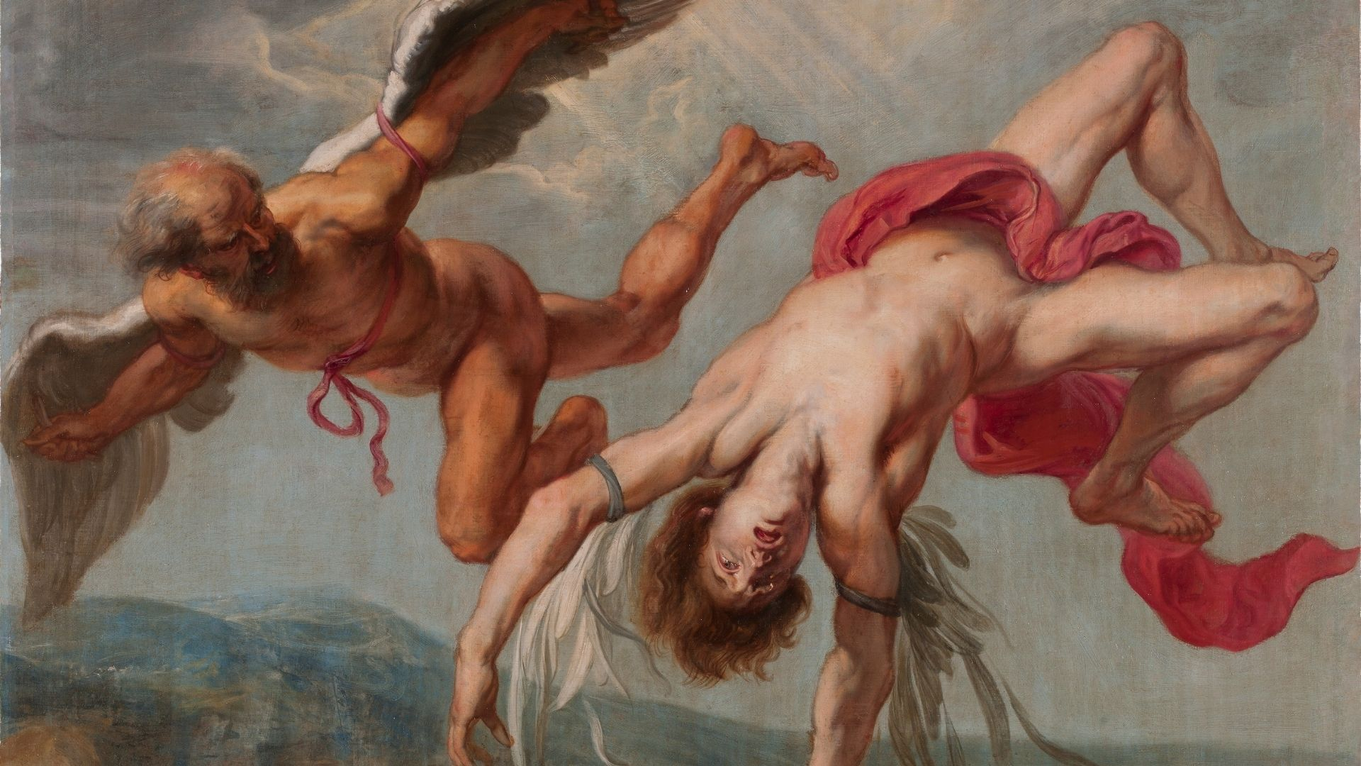 Episode 596 Word Power The Story of Icarus and Daedalus
