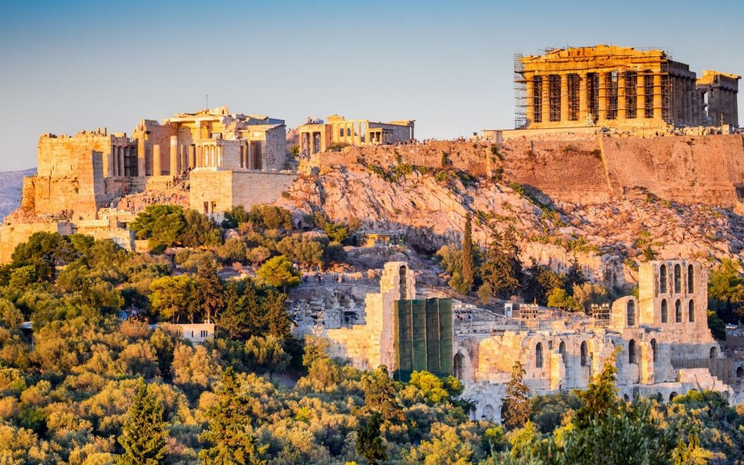 History Plus | Ancient Greece Tours 1 | The Acropolis