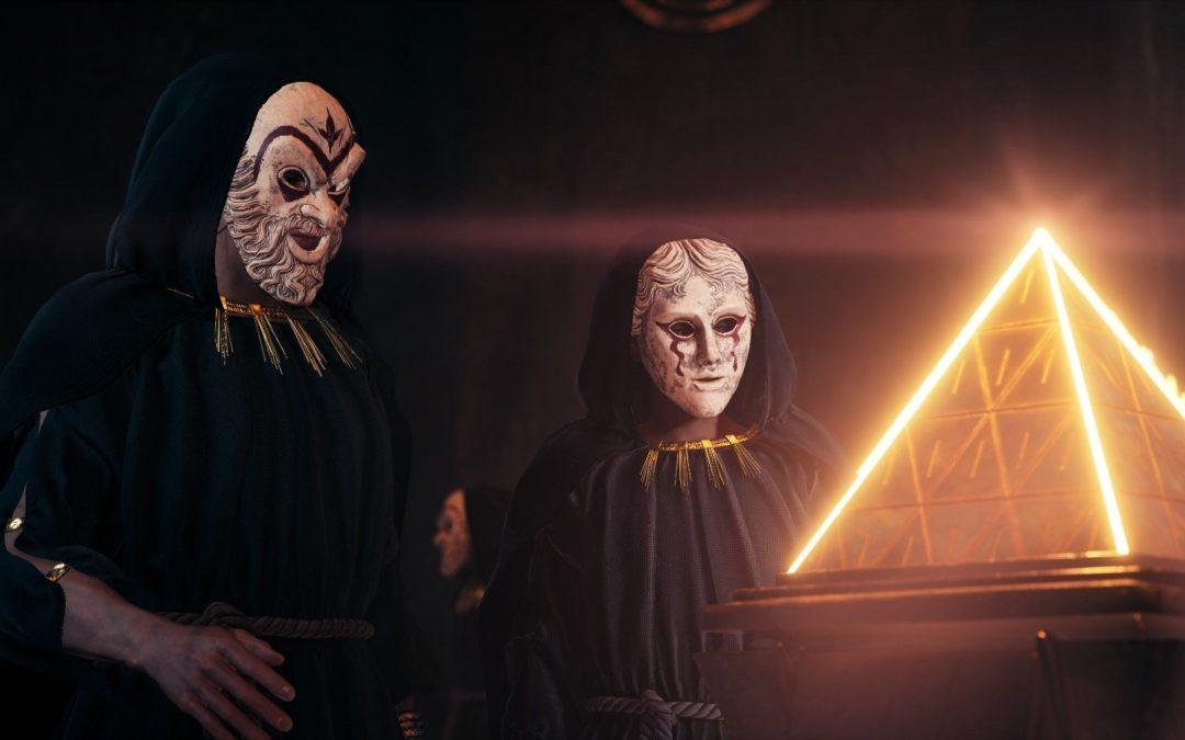 The Odyssey Episode 03 | A Dark Secret