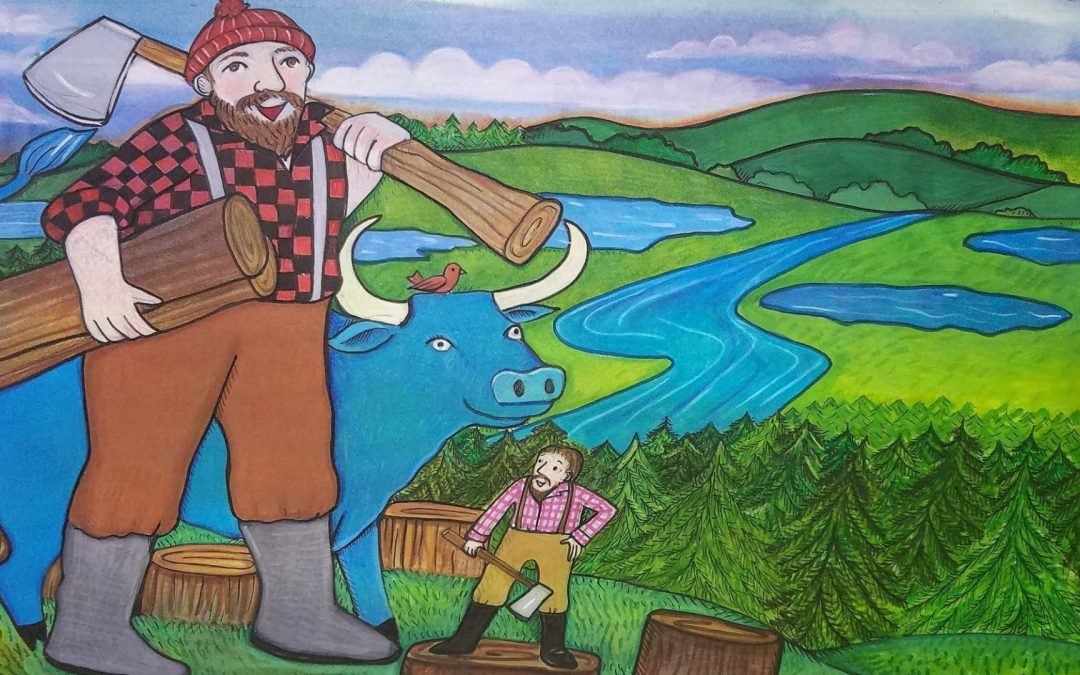 Word Power | Paul Bunyan and the Tall Tale